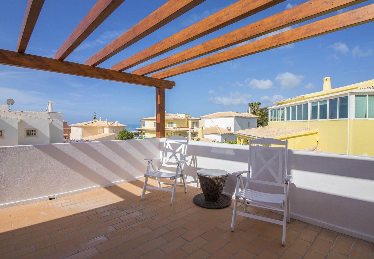 Villa à Galé - Villa Magali   4 Chambres   a Pied de la Plage   Galé