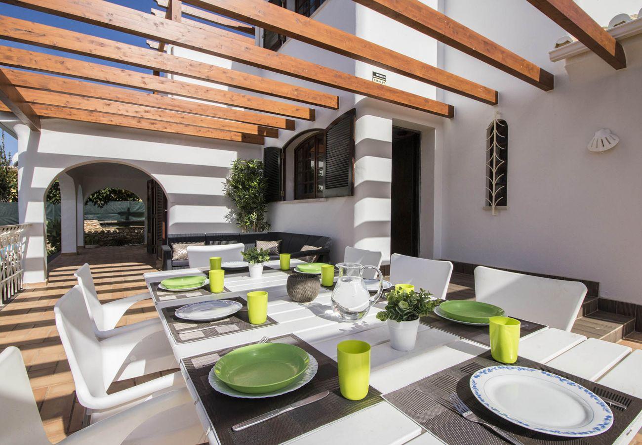 Villa in Galé - Villa Magali | 4 Bedrooms | Walking Distance to Beach | Galé