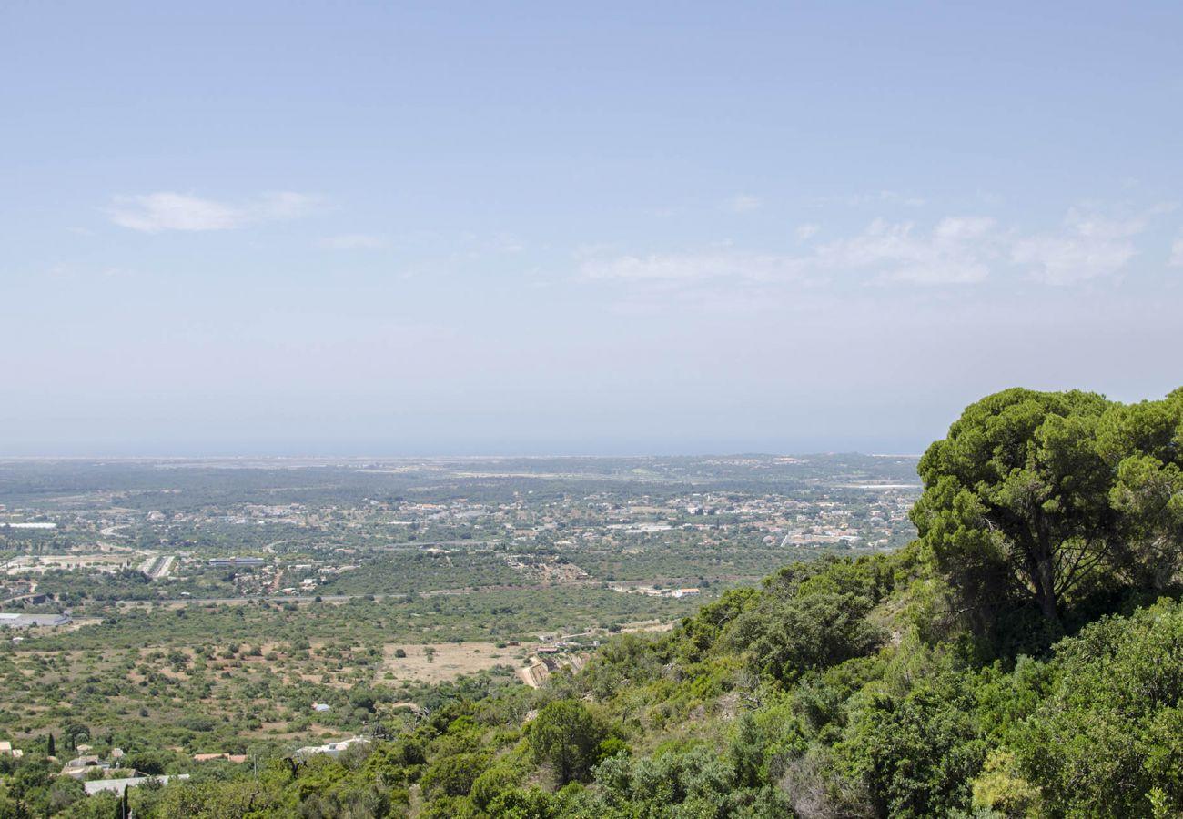Villa in Santa Bárbara de Nexe - Villa Raymar | 4 Bedrooms | Panoramic Views | Sta. Barbara de Nexe