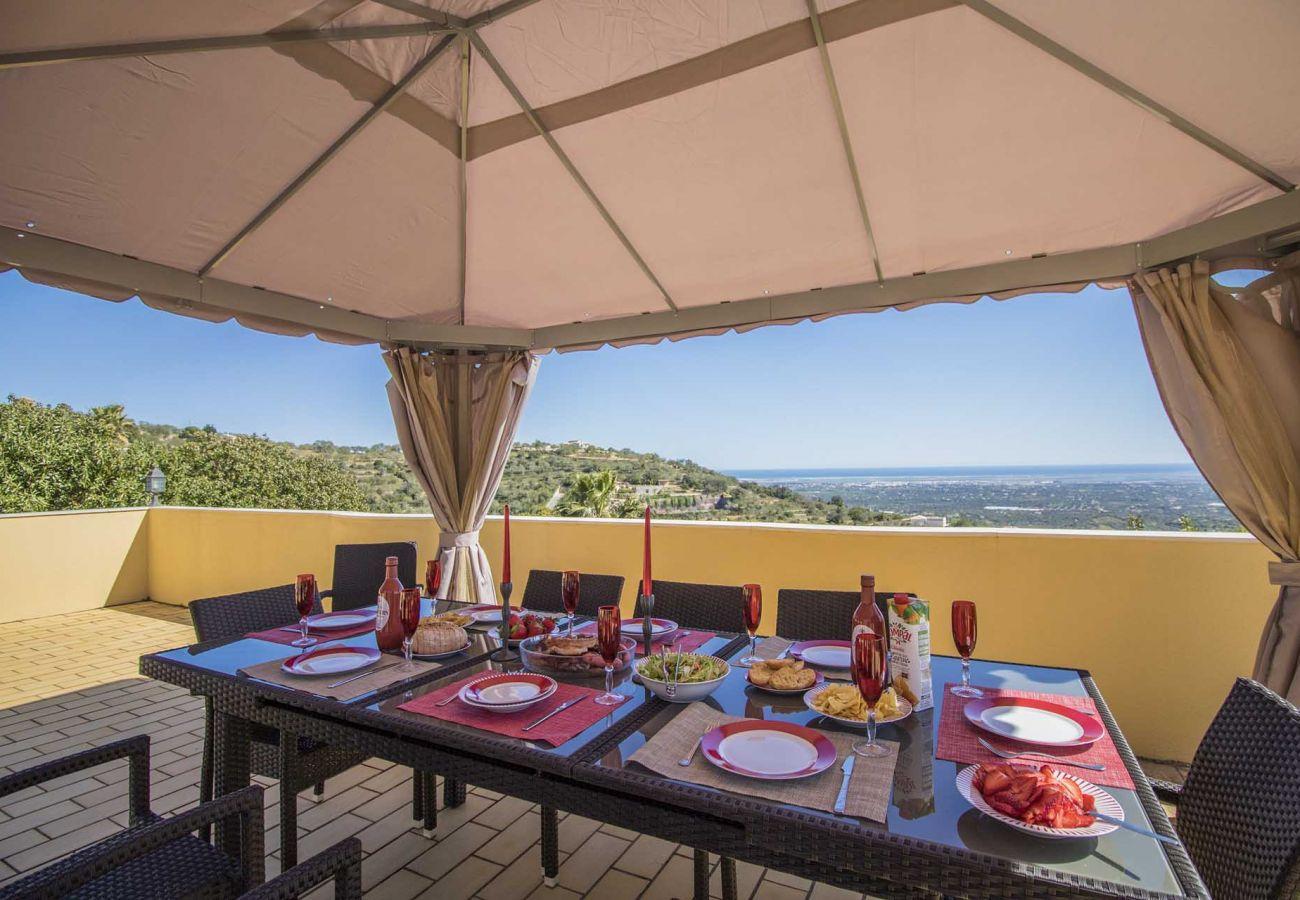 Villa in Estoi - Villa Panoramica | 5 Bedrooms | Panoramic Views | Estói